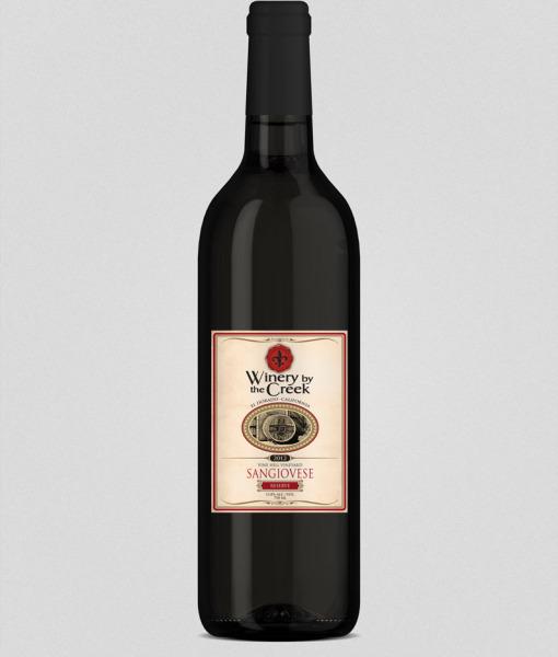 Vine Hill Vineyard Sangiovese