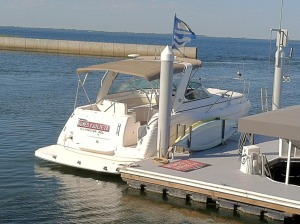 Bordeaux Club Boat