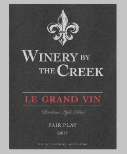 Le Grand Vin