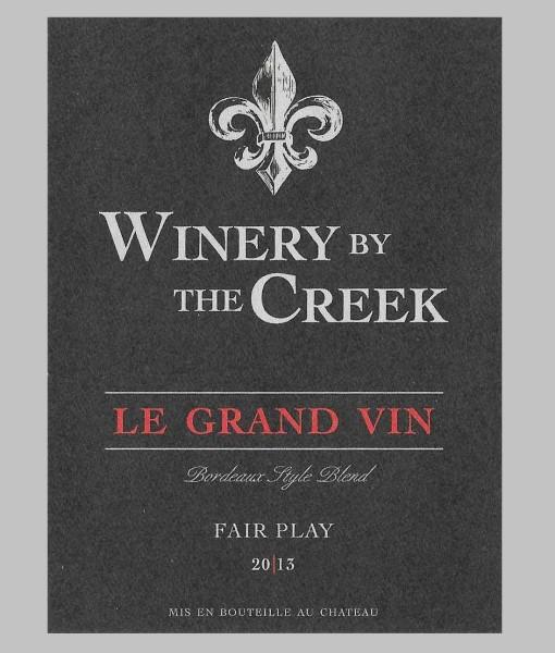 2013 La Grand Van